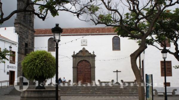 Santa Cruz de La Palma - Iglesia de San Francisco