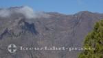 La Palma - Der mittlere Teil der Caldera