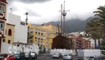 Santa Cruz de La Palma - Der Nachbau der Santa Maria