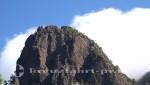 La Palma - Ein Fels in Parkplatznähe