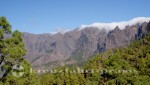 La Palma - Ein Teil der Caldera