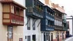 Santa Cruz de La Palma - Balkone an der Avenida Maritíma