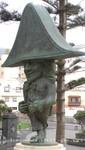 Santa Cruz de La Palma - Die Skulptur des Zwerges
