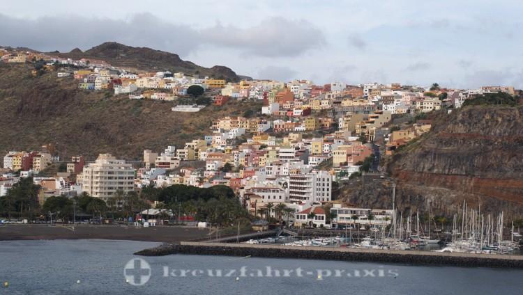 La Gomera - San Sebastián