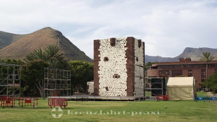 La Gomera - San Sebastián de de la Gomera - Torre del Conde
