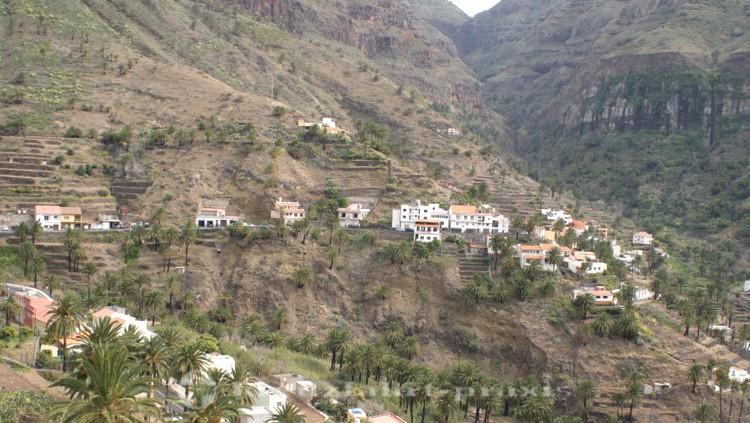 La Gomera - El Retamal - Valle Gran Rey