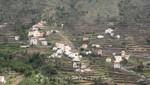 La Gomera - Valle Gran Rey - Lomo del Balo