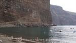 La Gomera - Valle Gran Rey - Der Strand von Vueltas