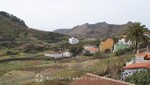 La Gomera - Landschaft bei Arure