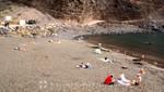La Gomera - Valle Gran Rey - Strand von Vueltas