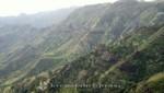 La Gomera - Mirador de Roque de Tajaqué am Rand des Garajonay