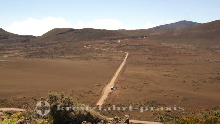 La Réunion - Die Vulkanebene von Sables