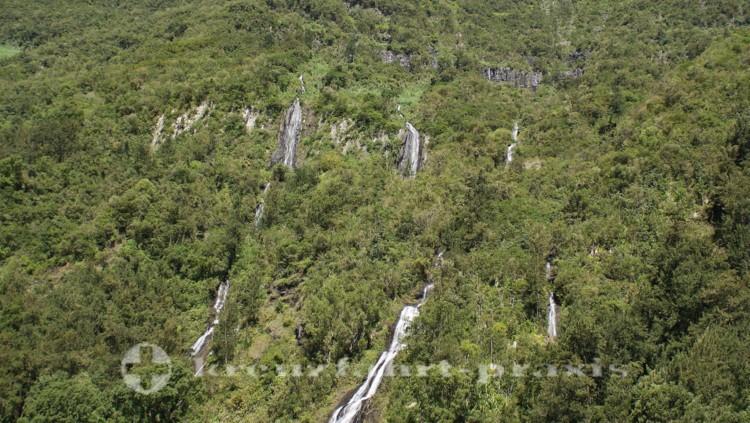 La Réunion - Überwältigende Landschaften - Wasserfälle von Salazie