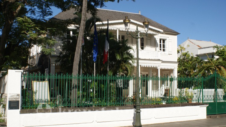 La Réunion - Villa du General
