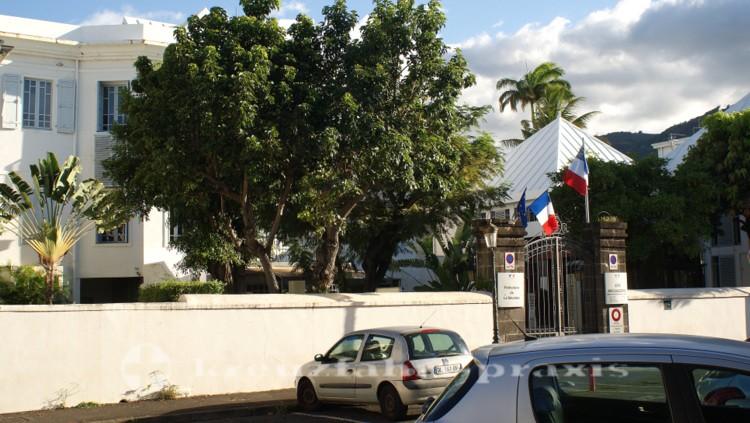 La Réunion - St. Denis - Die Präfektur