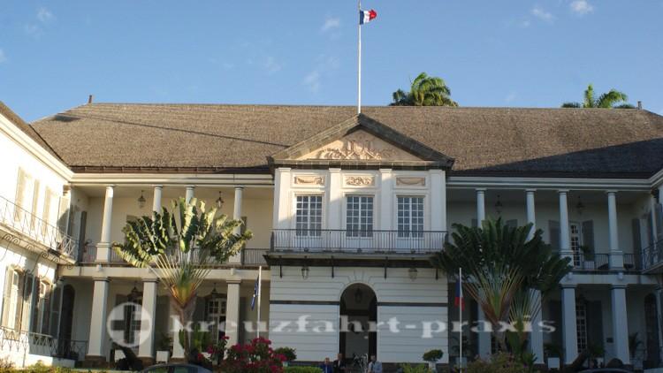 La Réunion - Die Präfektur