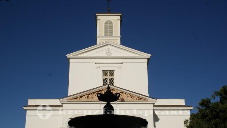 La Réunion - Die Kathedrale
