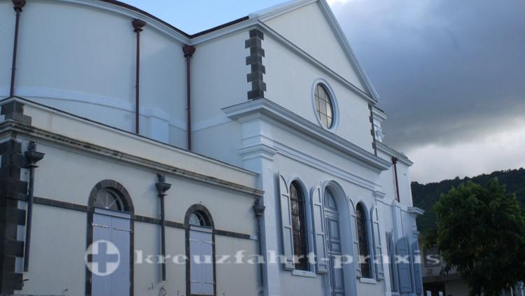 La Réunion - Chapelle de l' Immaculee Conception