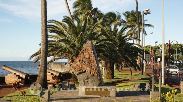 La Réunion - Memorial für Indische Arbeiter