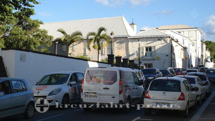 La Réunion - St. Denis - Avenue de la Victoire