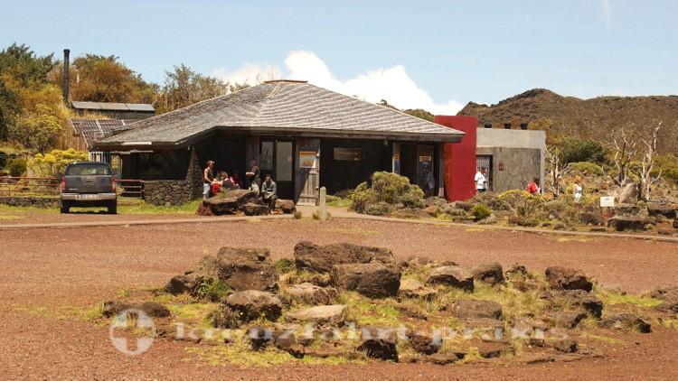 La Réunion - Pas de Bellecombe - Das Relais du Volcan