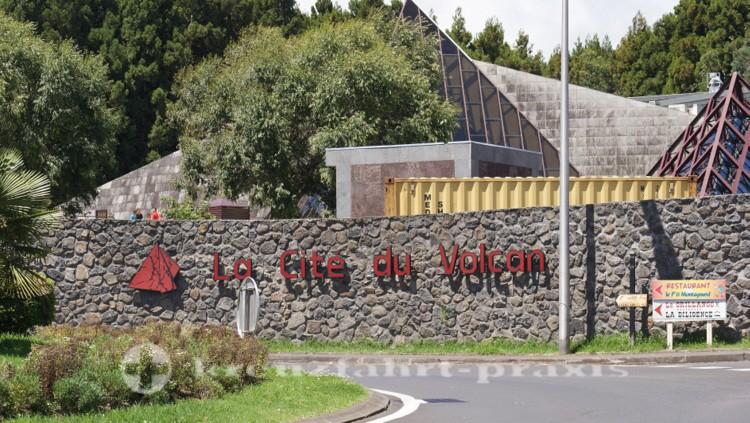 La Réunion -Besucherzentrum Cité du Volcan