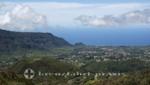 La Réunion - Blick auf die Ostküste