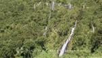 La Réunion - Cascade Voile de la Mariée