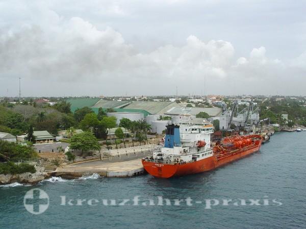 La Romana - Hafen