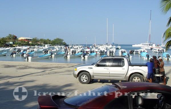 La Romana - Speedboote in Bayahibe