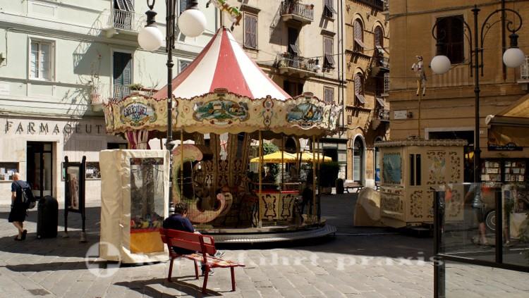 La Spezia - Piazza Ramiro Ginocchio