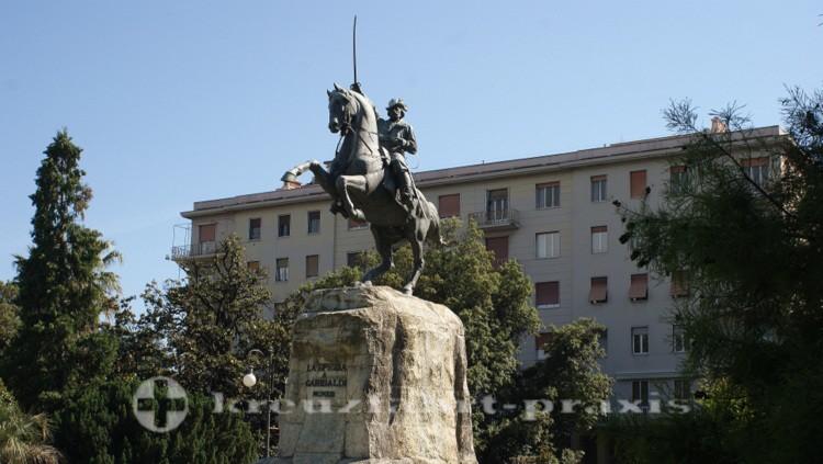 La Spezia - Monumento a Giuseppe Garibaldi
