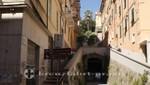 La Spezia - Aufgang zum Castello di San Giorgio