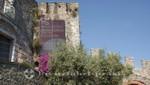 La Spezia - Mauern des Castello di San Giorgio