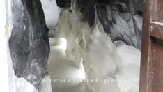 Fundación César Manrique - im Untergeschoss die weiße Blase