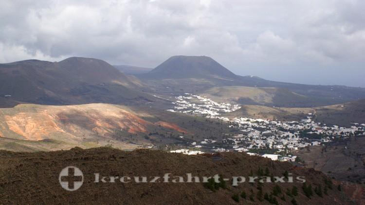 Landschaft bei Haría