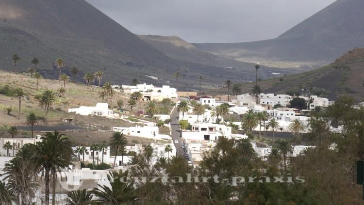 Haría - Stadt der 1000 Palmen