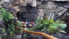 Zugang zu den Jameos del Agua