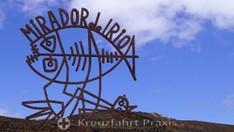 Unser Ziel - der Mirador del Rio