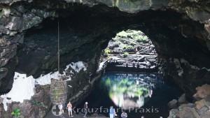 Die Grotte der Jameos del Agua