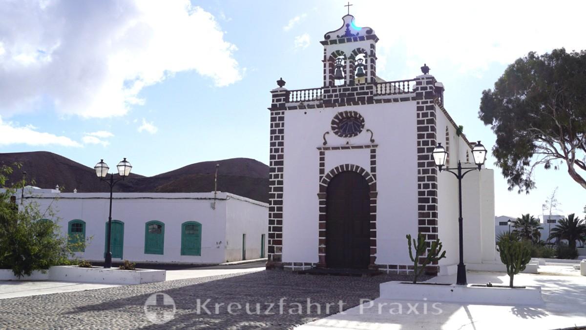 Guatiza - Parroquia Cristo de las Aguas