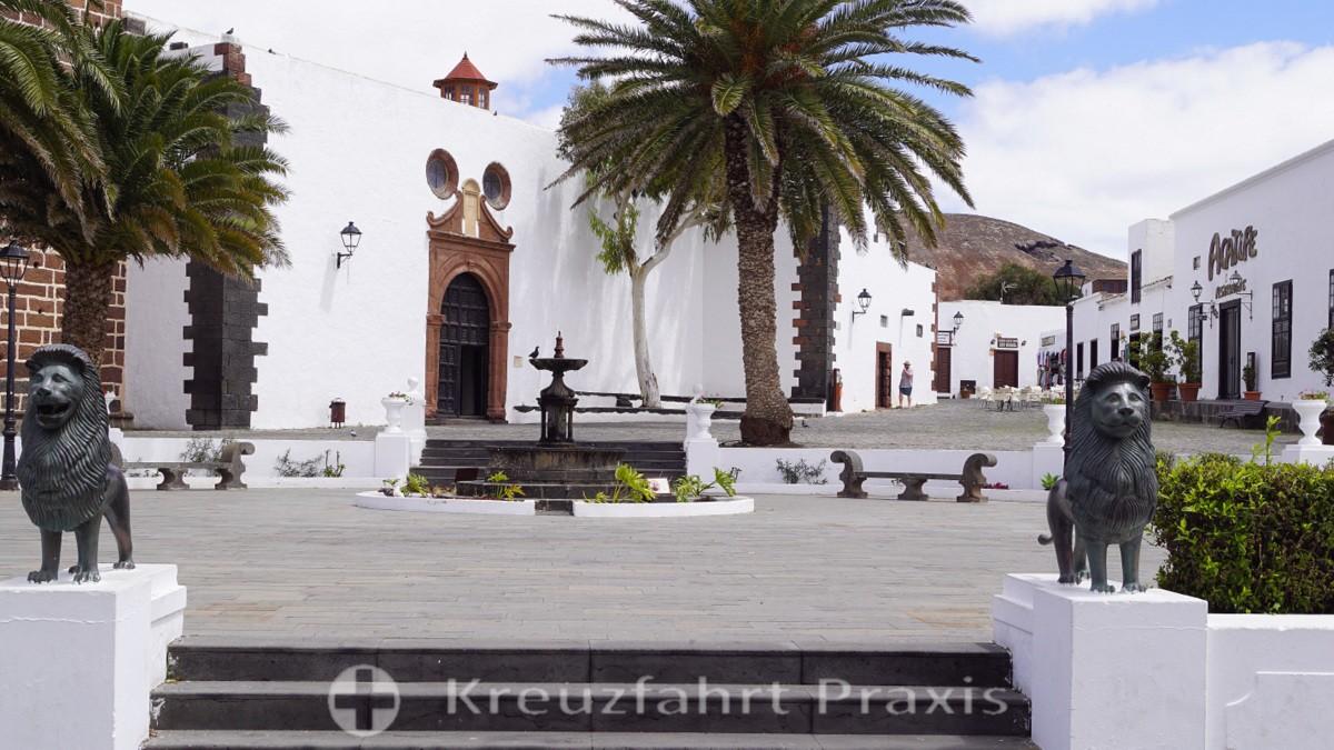 Roadtrip Lanzarote - den Norden der Insel mit dem Auto erkunden