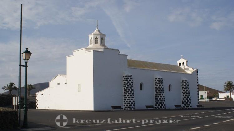 Mancha Blanca - Kirche Nuestra Señora de los Dolores