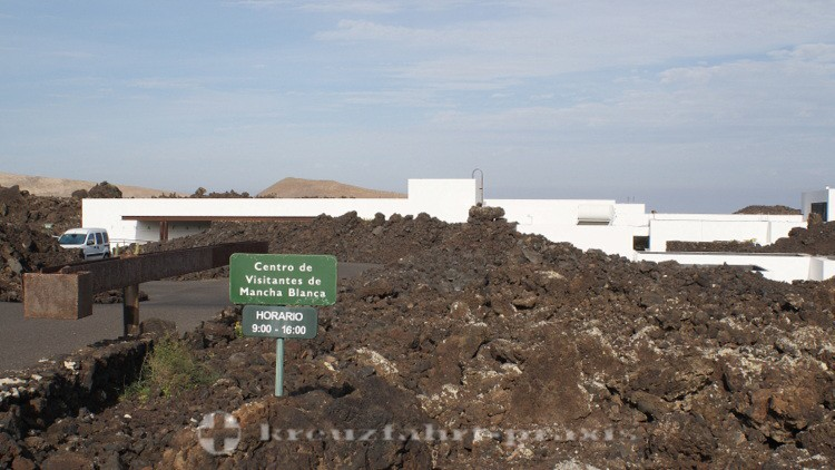 Centro de Visitantes de Mancha Blanca