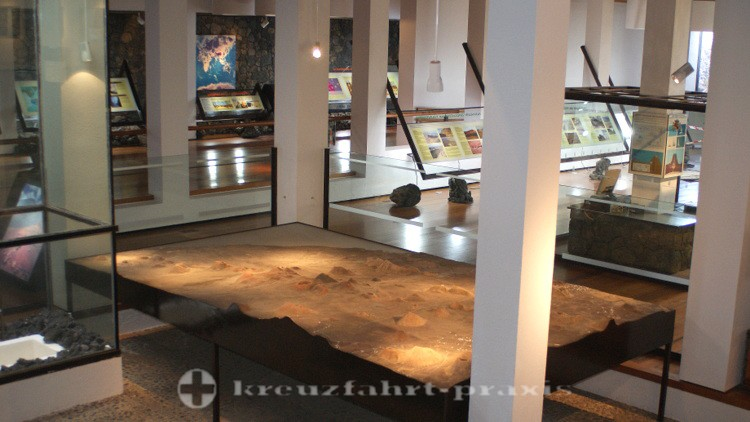 Lanzarote - Centro de Visitantes de Mancha Blanca (inside)