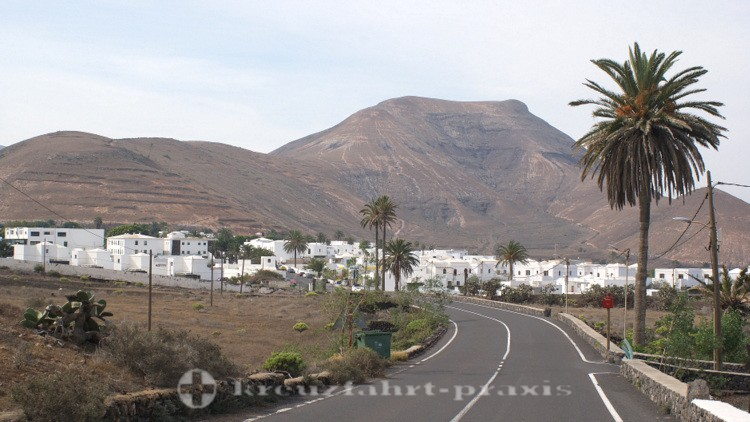 Yaiza auf Lanzarote