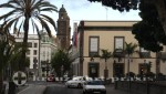 Las Palmas - Blick von der Plaza de Cairasco auf die Kathedrale