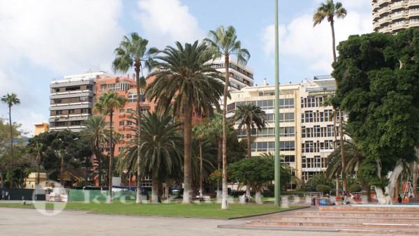 Las Palmas - Parque de Santa Catalina