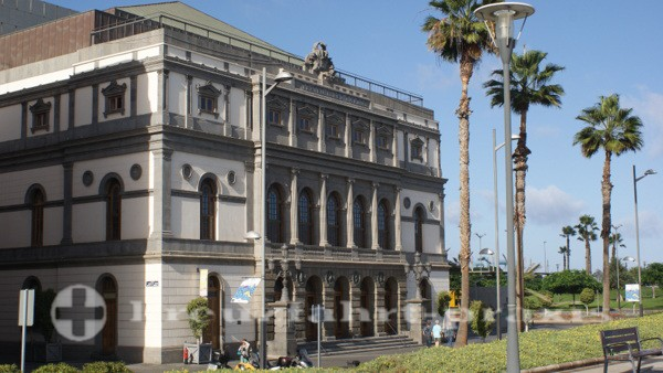 Las Palmas - Teatro Pérez Galdós