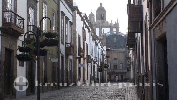 Las Palmas - Calle los Balcones